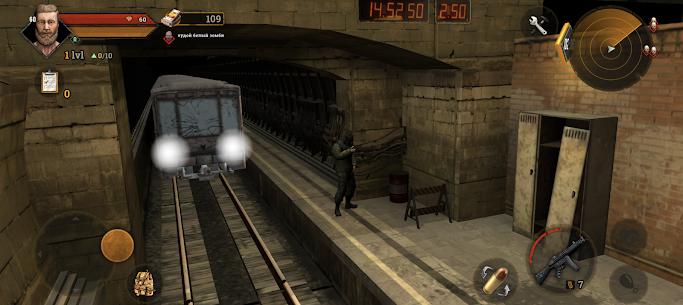 Metro Survival Game, Zombie Hunter Mod Apk 1.57 (A Lot of Money) 4