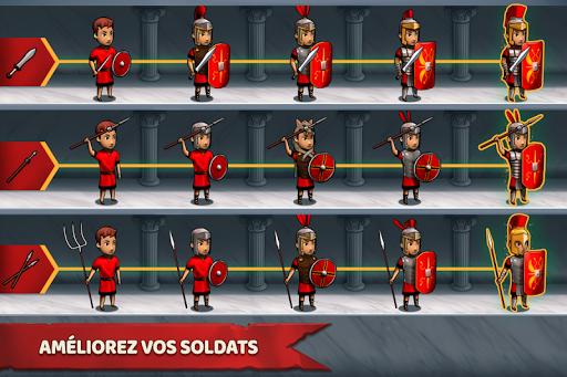 Grow Empire: Rome APK MOD – Pièces de Monnaie Illimitées (Astuce) screenshots hack proof 2