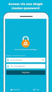 PassVault: Password Manager & Secure Card Wallet