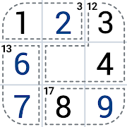 Killer Sudoku by Sudoku.com - Free Number Puzzle