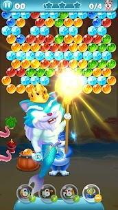 Bubble Shooter – Cat Pop Island Free Puzzle Game 6