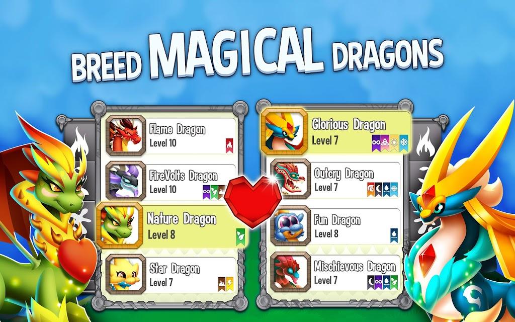 Dragon City Mobile poster 10