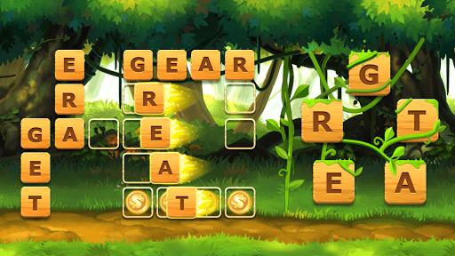 Word Crossword Puzzle 4.0 Screenshots 2