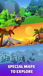 Battle Cars: Monster Hunter 3