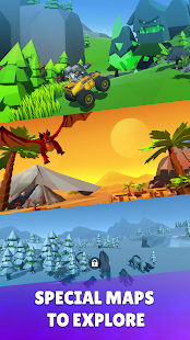Hack Game Battle Cars: Monster Hunter (Early Access) apk free
