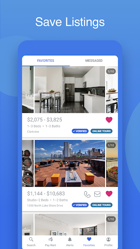 Zumper - Apartment Rental Finder 4.15.16 Screenshots 5