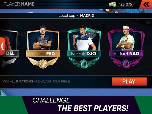 Tennis World Open 2021: Ultimate 3D Sports Games 1.0.78 Screenshots 5