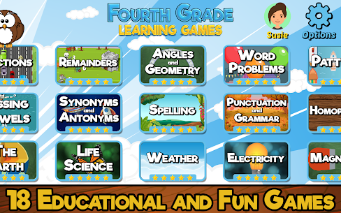 Fourth Grade Learning Games For Pc (Windows And Mac) Download Now 1