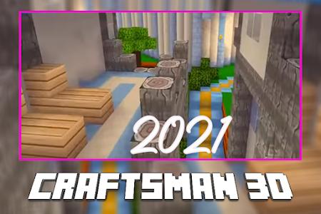 Craftsman 2021 Craft Building Mine 2.2.39