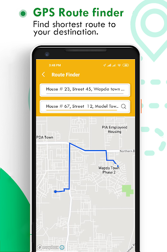 GPS Route Finder : Maps Navigation & Directions 2.0.58 Screenshots 1
