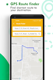 GPS Route Finder : Maps Navigation & Directions 1