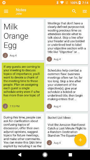 Nine - Email & Calendar apktram screenshots 5