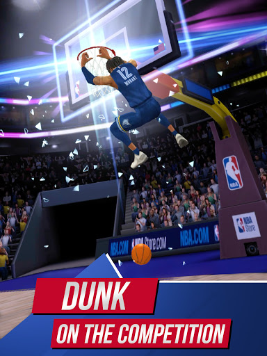 NBA Ball Stars: Play with your Favorite NBA Stars Apkfinish screenshots 12