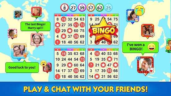 Bingo: Lucky Bingo Games Free to Play at Home 1.8.3 screenshots 5