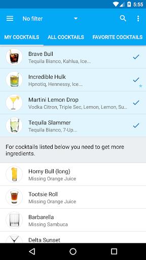 my cocktail bar pro screenshot 2