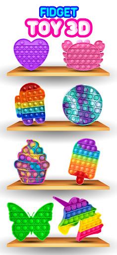Pop it Fidget Toys 3D 3.0 screenshots 1