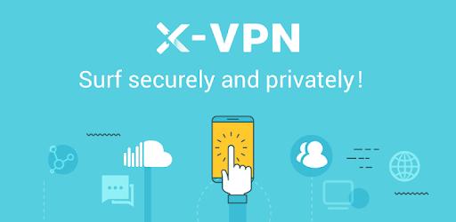 X-VPN - Free VPN proxy master & private browser