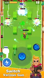 Crack Shooter Mod Apk (Unlimited Gold Coins and Diamonds) 5