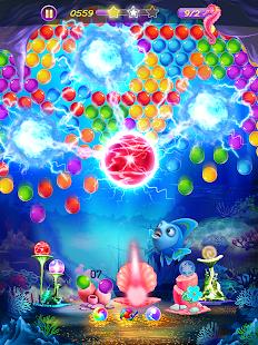 Fish Aquarium Bubble World