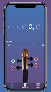 Violin Tuner - Free Violin, Viola, Cello tuner