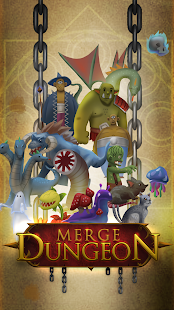 Merge Dungeon - Combine, Upgrade Level and Fusion