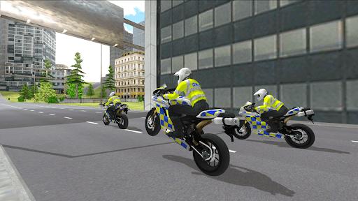 Police Motorbike Simulator 3D screenshots 9