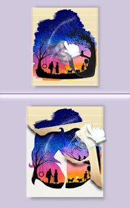 Silhouette Art For Android (MOD, Unlimited Money) 3