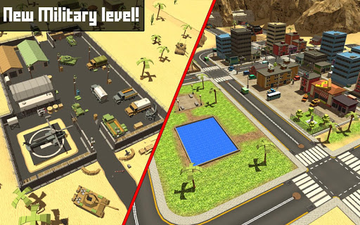 Pixel Block Game Craft  screenshots 17