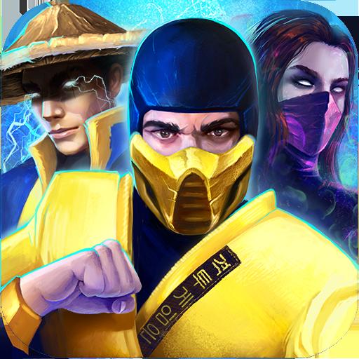 Veg Spel - Ninja Vegters Slag Vyande