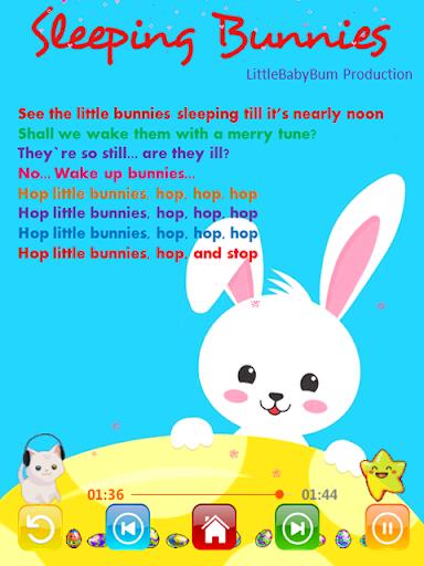 Kids Songs - Offline Nursery Rhymes & Baby Songs 1.7.2 screenshots 7