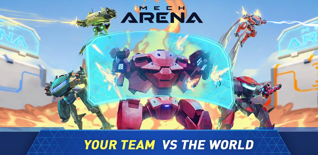 Mech Arena: Robot Showdown poster 0