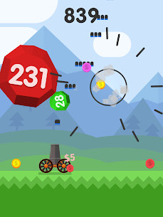 Download Ball Blasted MOD Apk [Unlimited Money/Daimonds/Coins] 8