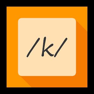 Phonetic Keyboard English BETA 0.9 by Hoardings Inc. logo