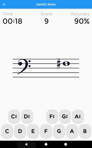 Music Tutor (Sight Reading) 2.18 Screenshots 18