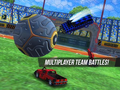 Rocket Soccer Derby 1.1.6 screenshots 14