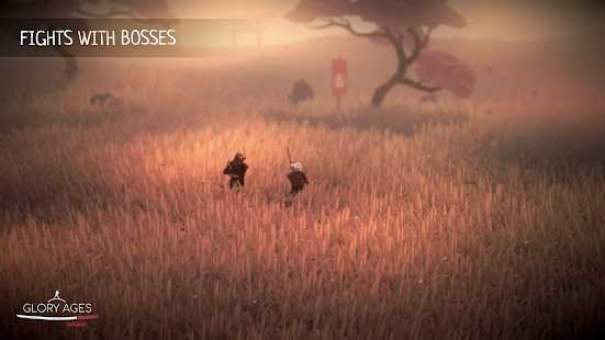 Glory Ages - Samurais Mod Apk