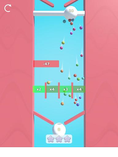 Bounce Balls - Collect and fill  screenshots 12