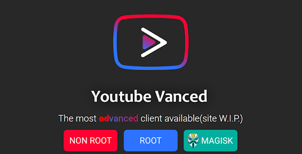 Block All Ads For Youtube Vanced ads Screenshot