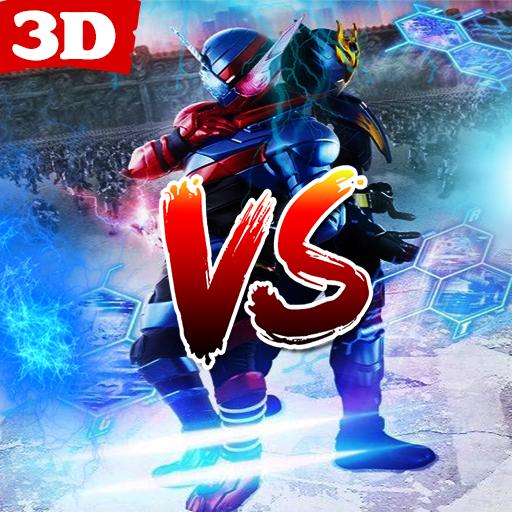 Rider Battle : Build Vs All Rider Henshin Fight 3D