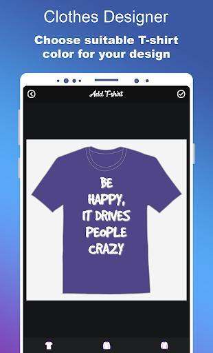 Clothes Designer | T-shirt Design & Clothes Maker 1.1.1 Screenshots 7