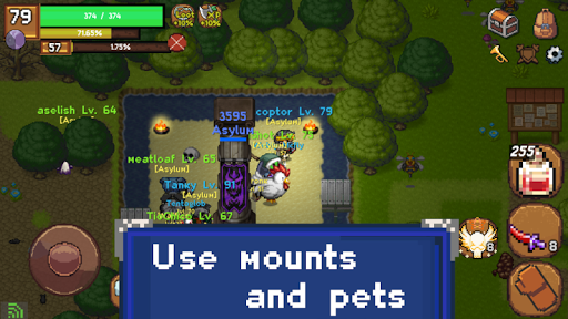 Sword of Legacy - MMORPG (beta) 0.4.0 screenshots 4