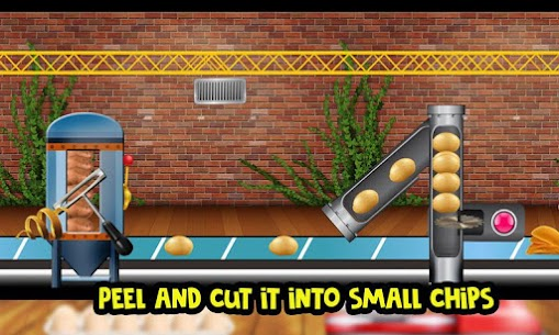 Potato Chips Snack Factory: Fries Maker Simulator 1.0.8 Android Mod APK 3