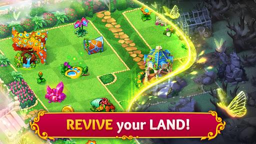 Merge Tale: Garden Mystery - Free Casual Game screenshots 5