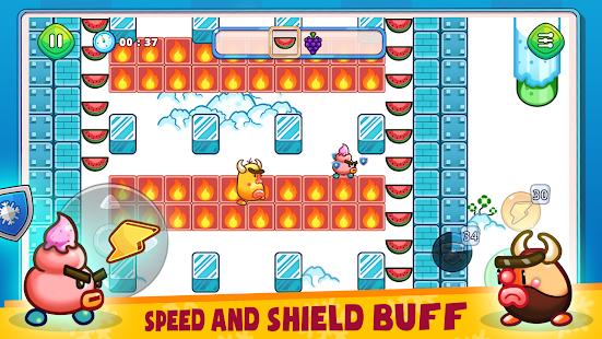 Fruit & Ice Cream - Ice cream war Maze Game 6.5 Screenshots 4