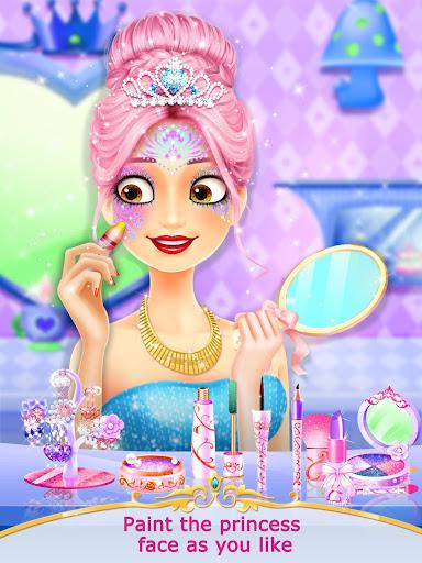 Princess Salon 2 - Girl Games 1.5 screenshots 8