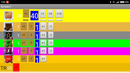 Terraforming Mars Game Board 1.0 Screenshots 1