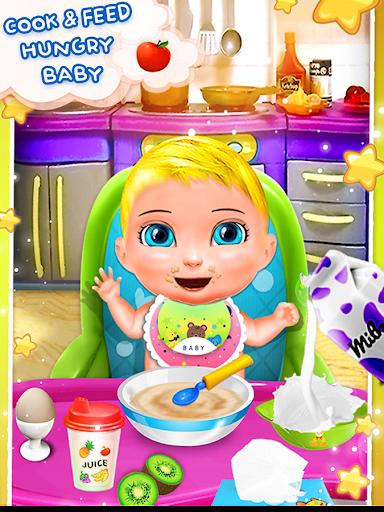 Baby Kids Care - Babysitting Kids Game  screenshots 2
