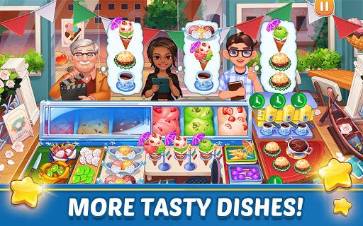 Cooking Voyage - Crazy Chef's Restaurant Dash Game  screenshots 6