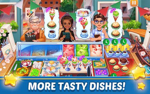 Cooking Voyage - Crazy Chef's Restaurant Dash Game Mod Apk