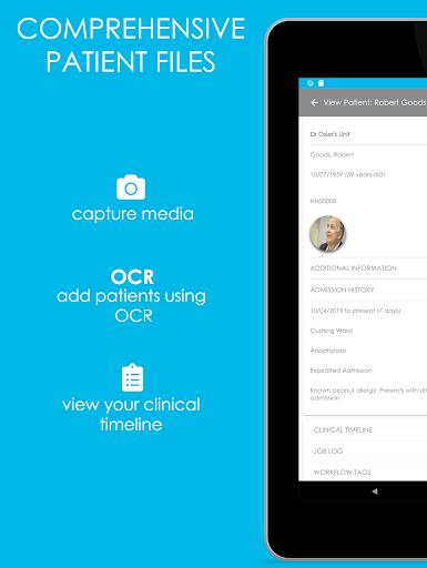 Patient List EMR/EHR ClinEasy 2.2.13 Screenshots 17